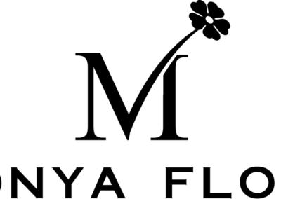MonyaFlora Logo